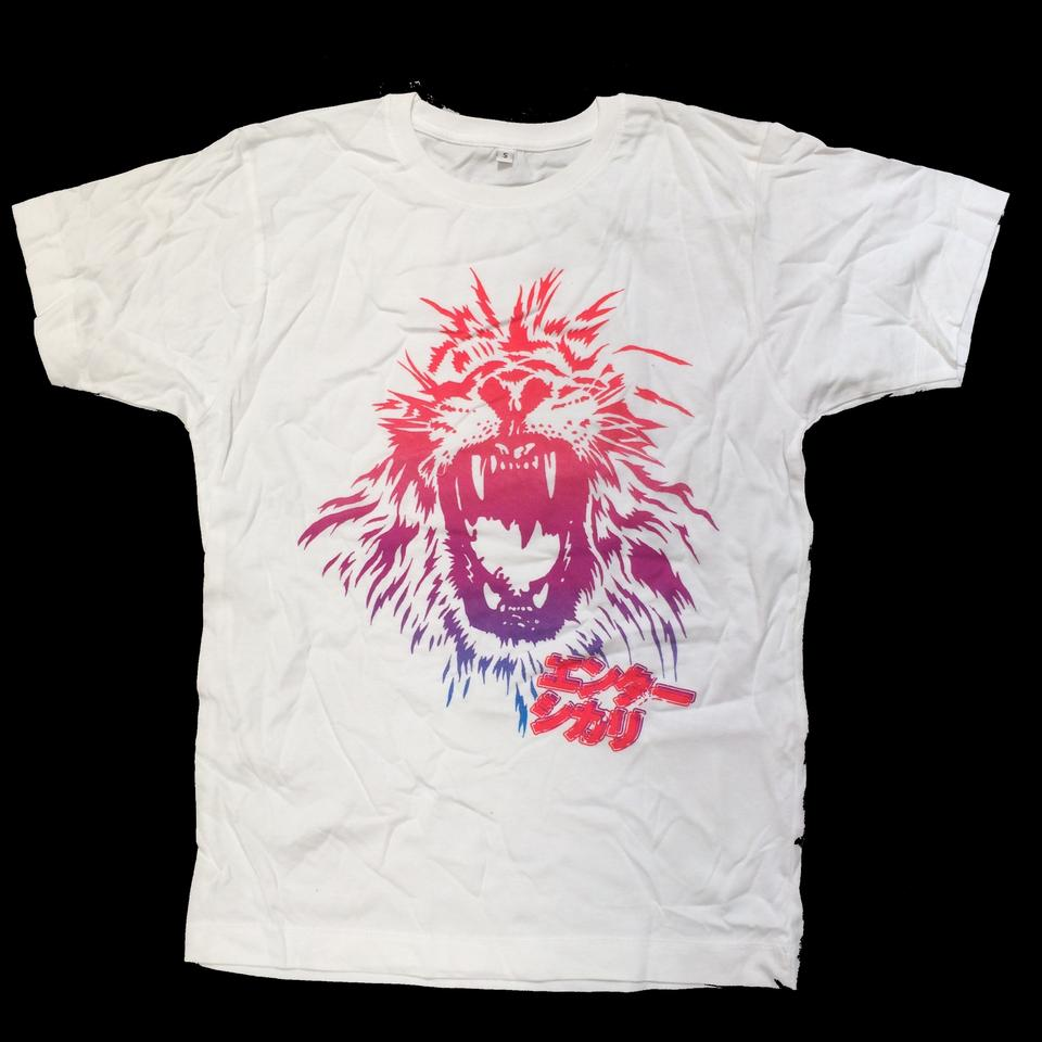 Multicoloured Lion T-Shirt