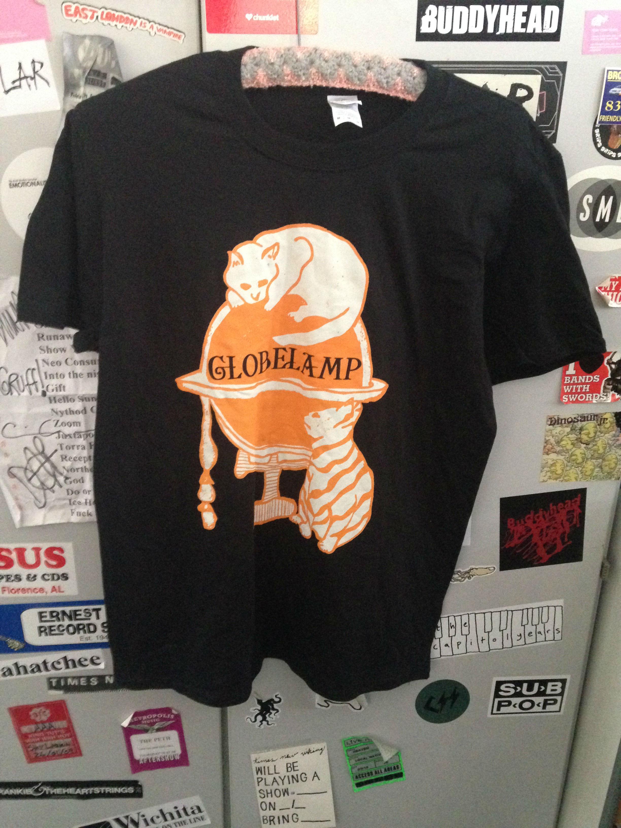 Globelamp European Tour Tshirt