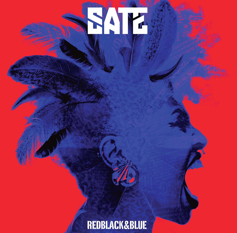 RedBlack&Blue CD