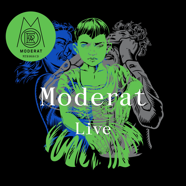 Moderat Live - CD