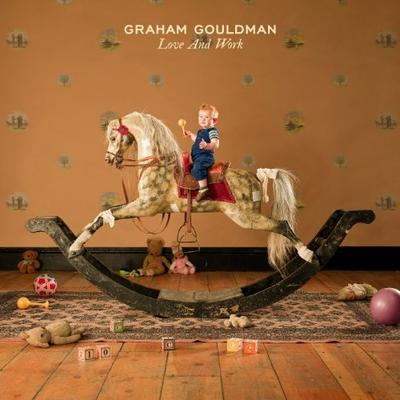 Graham Gouldman CD - Love And Work