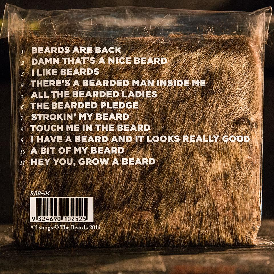 The Beard Album