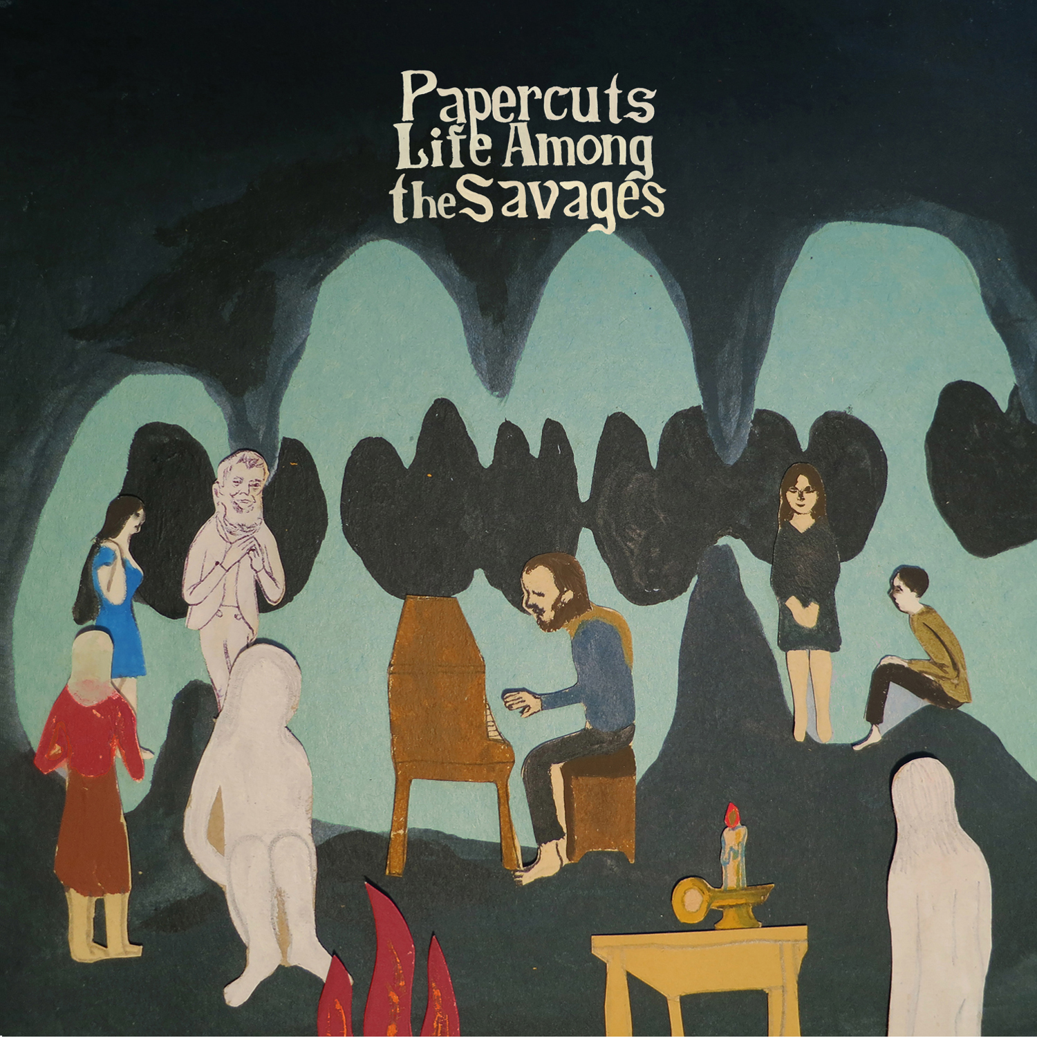 """Papercuts - Life Among the Savages 12"""" LP"""