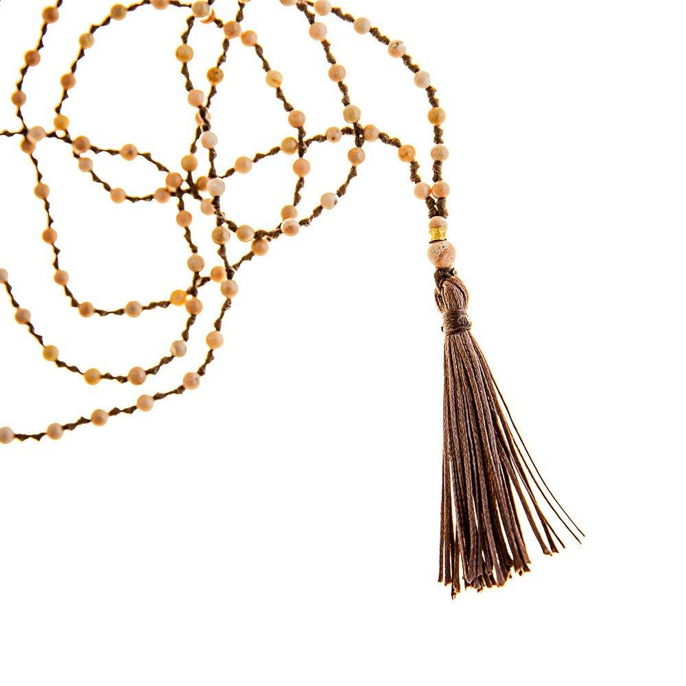Unity Mala - 0.1 Gram Bead - Satchidananda