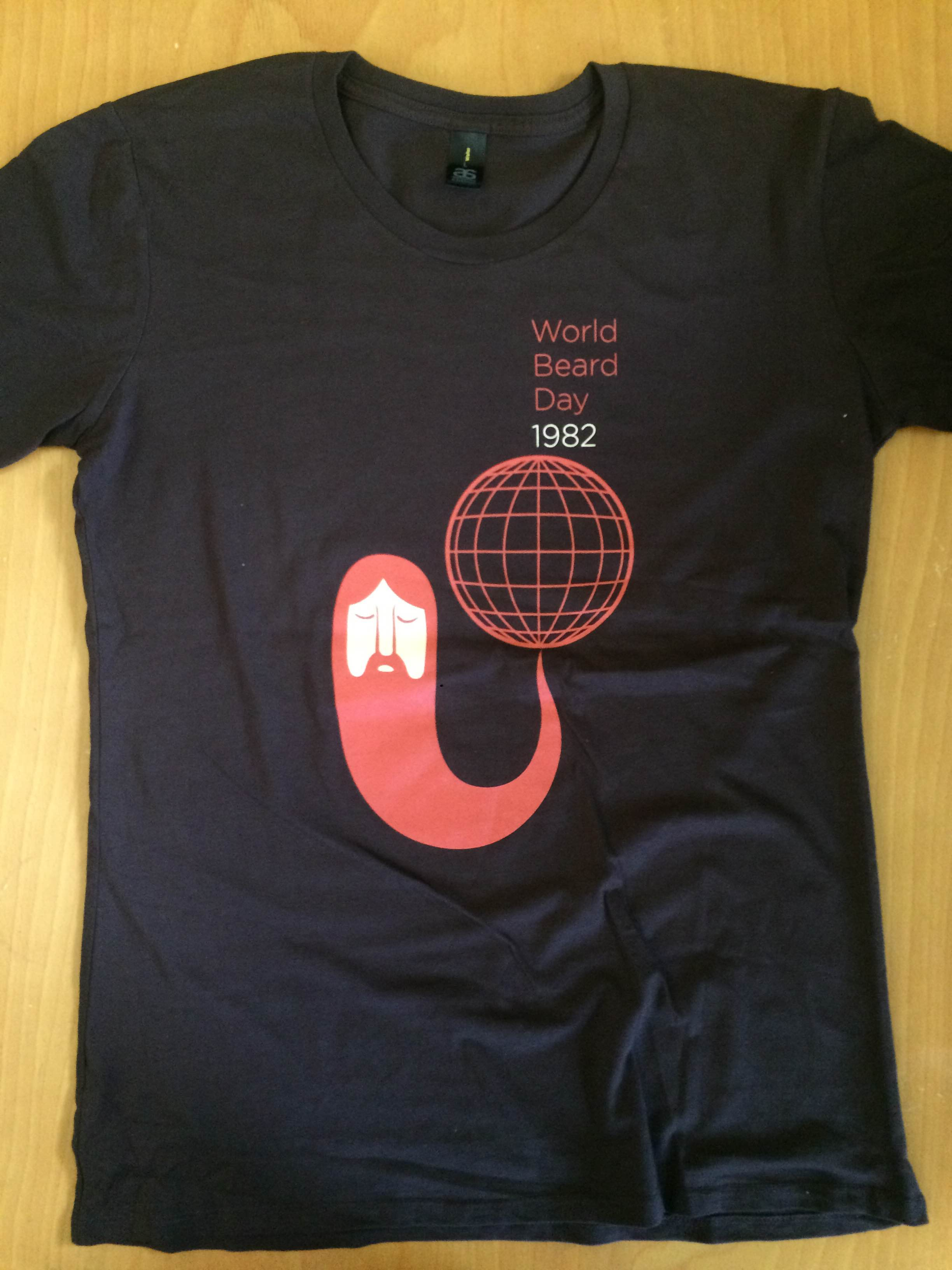 World Beard Day - Tee