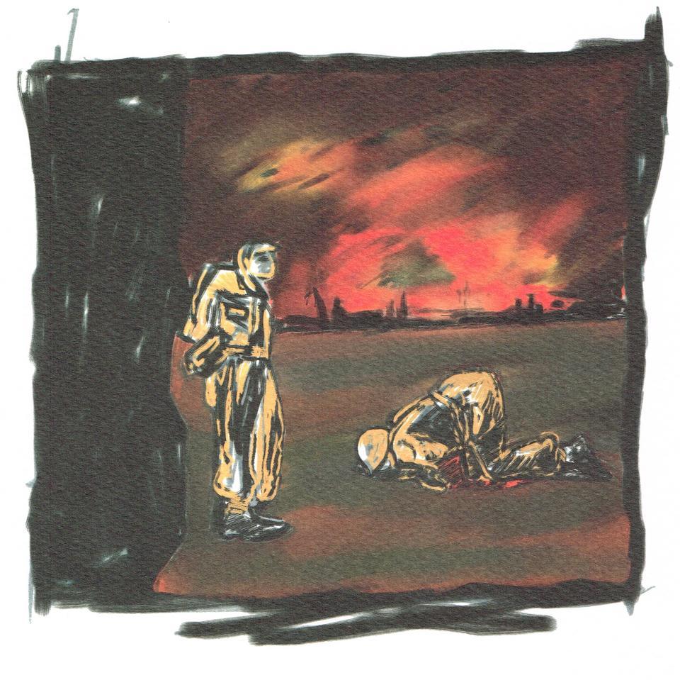 Sorrow's Army - Art Print