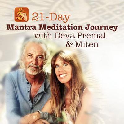 21 Day Mantra Meditation Journey (English) - CD