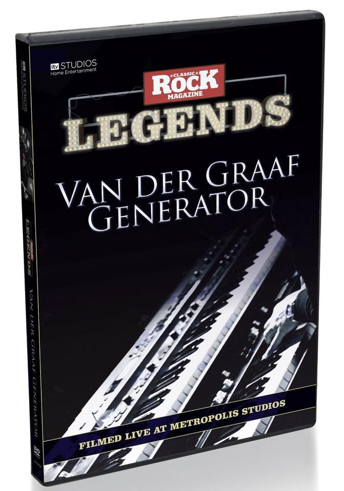 Legends: Van Der Graaf