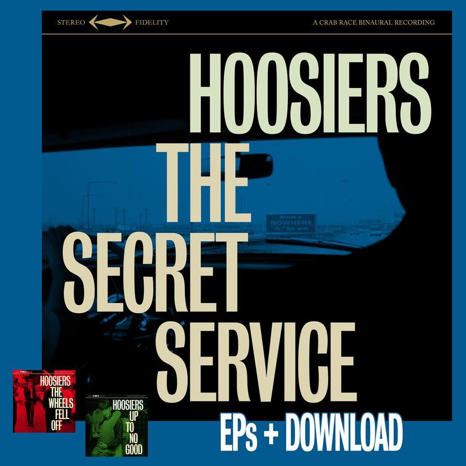 The Secret Service Pre-Order Download Album Only