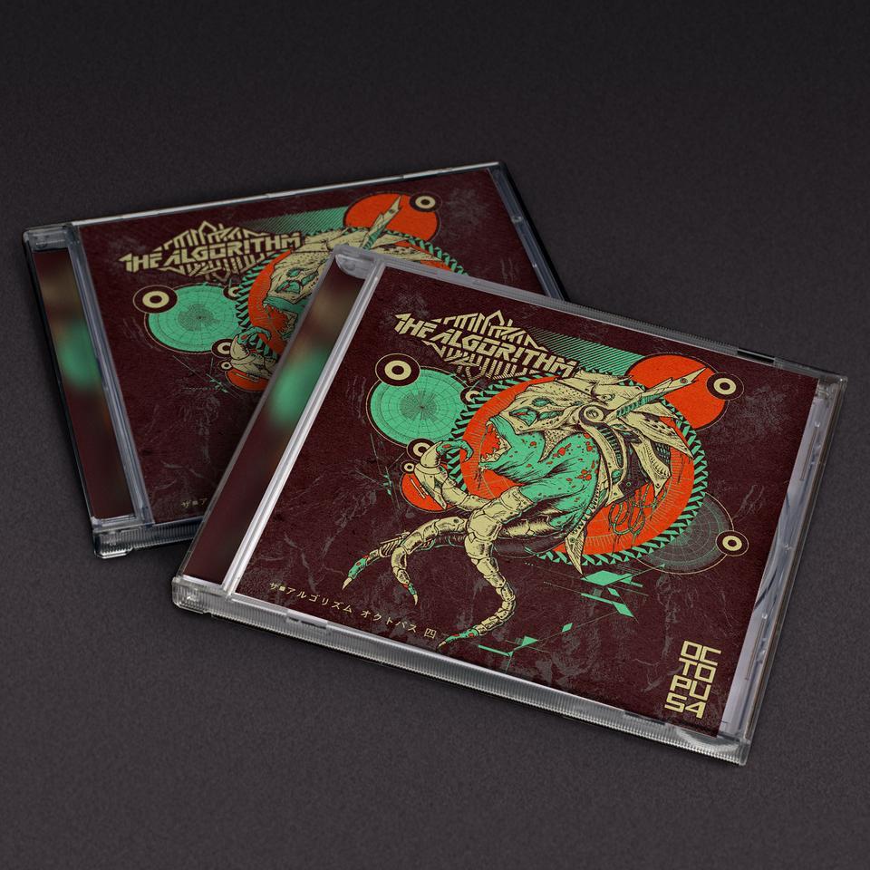 OCTOPUS4 (CD + FREE digital copy)