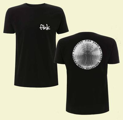 Men's Hard Believer 2014 European Tour T-shirt