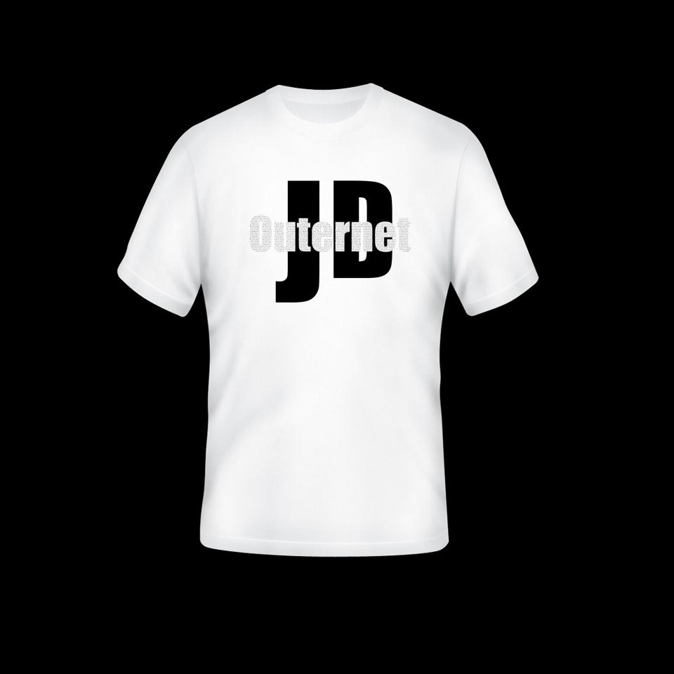 Outernet Song - Lyric Print T-Shirt
