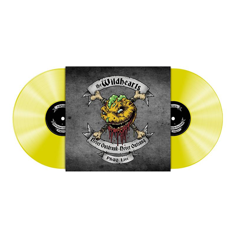 PHUQ Live – LTD Edition 2x Yellow Vinyl