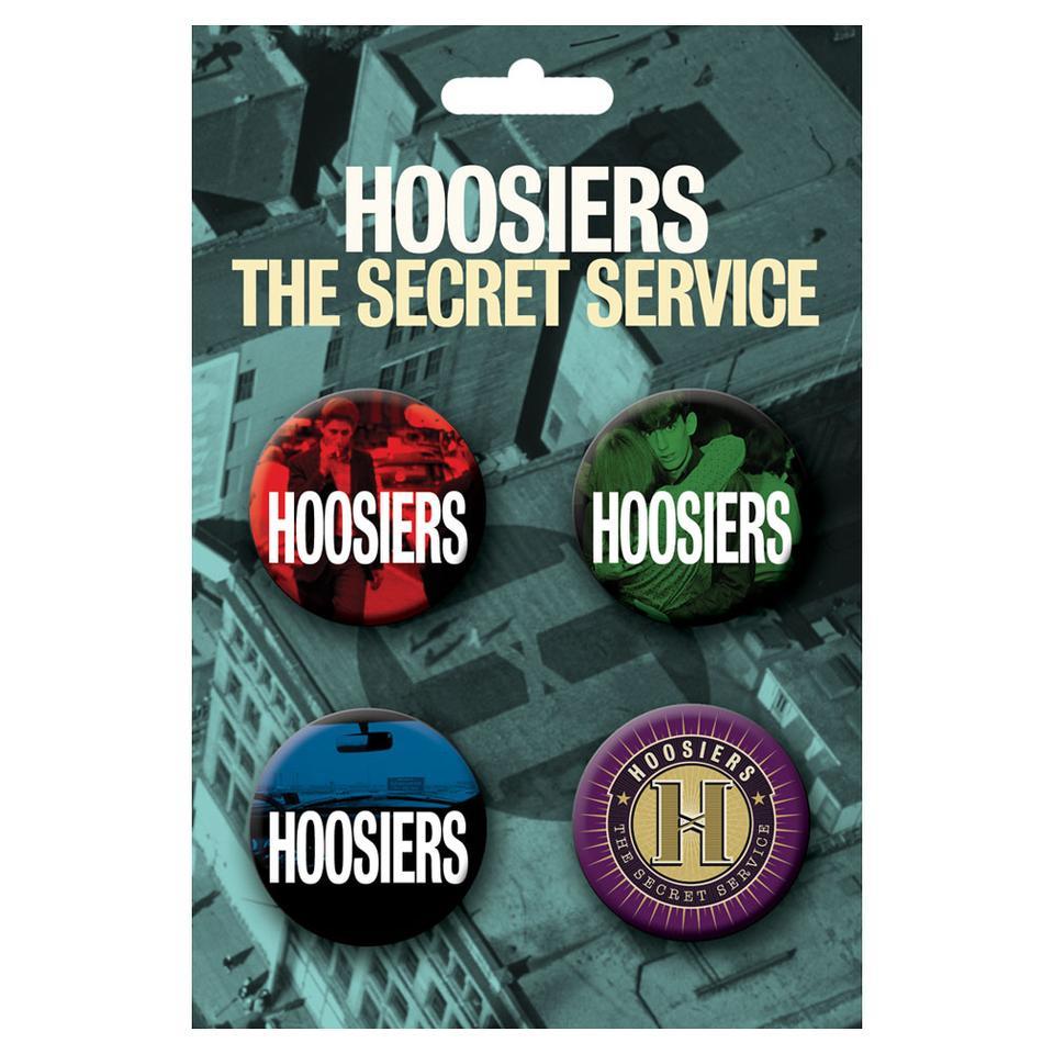 Secret Service Tote, Wristband, Badges