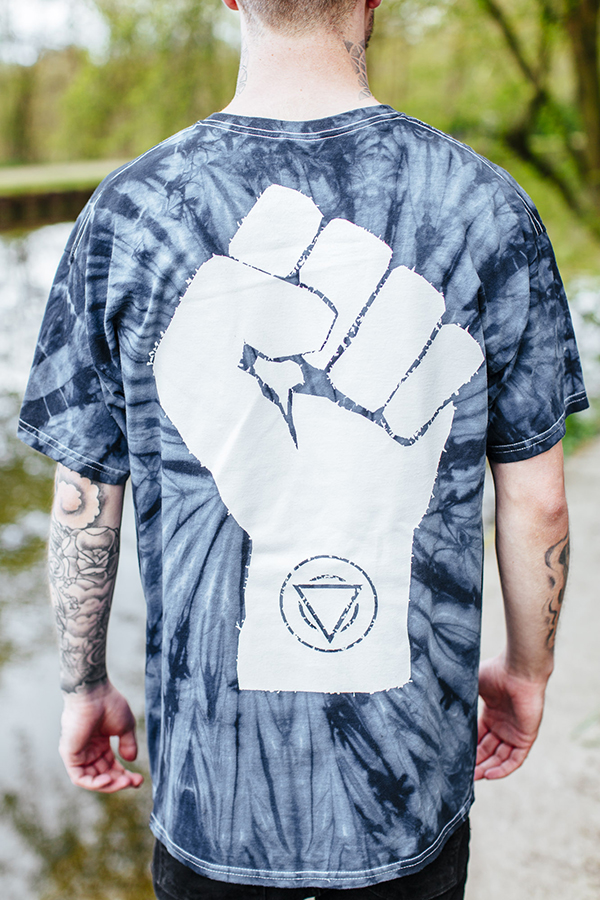 Fist Tie Dye T-Shirt