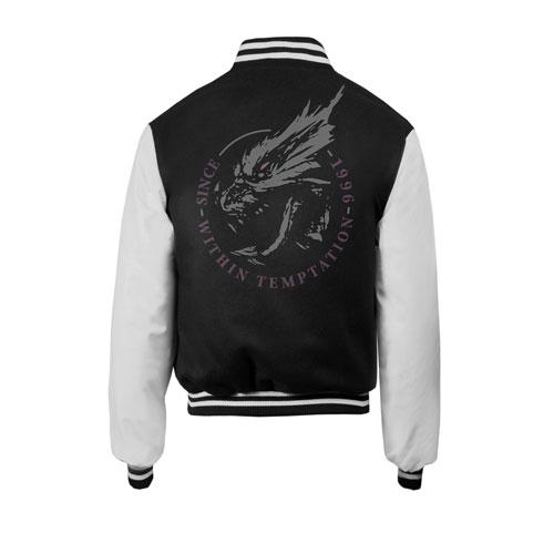 Dragon Circle – Varsity Jacket