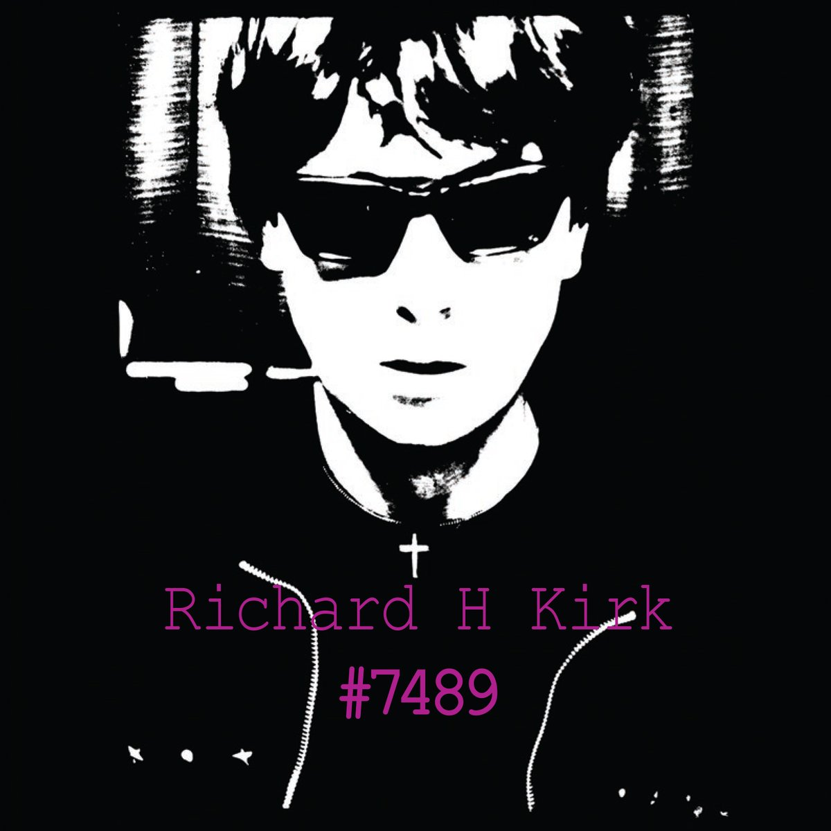 Richard H. Kirk -  #7489 (Collected Works 1974 - 1989) 8 CD Box Set