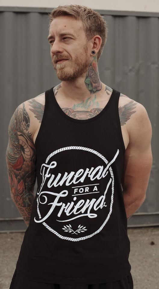 Funeral 'Logo' Vest