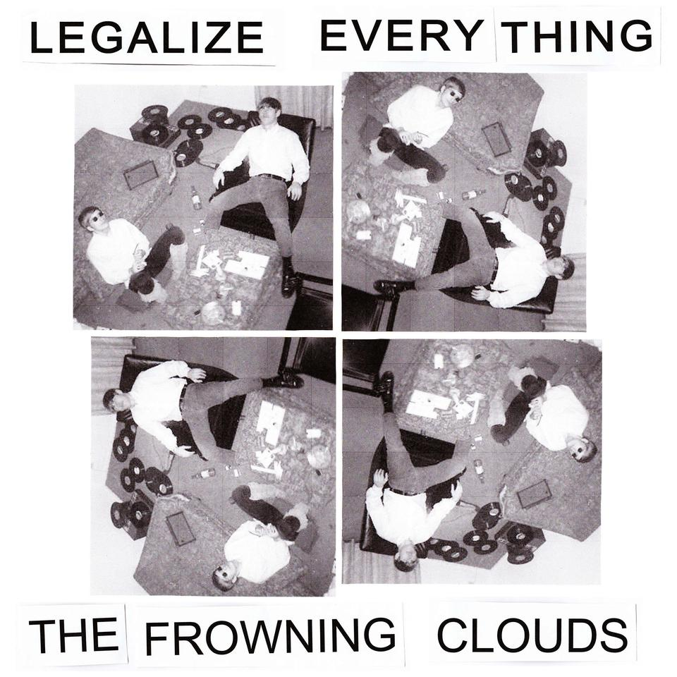 PRE-ORDER LEGALIZE EVERYTHING VINYL!