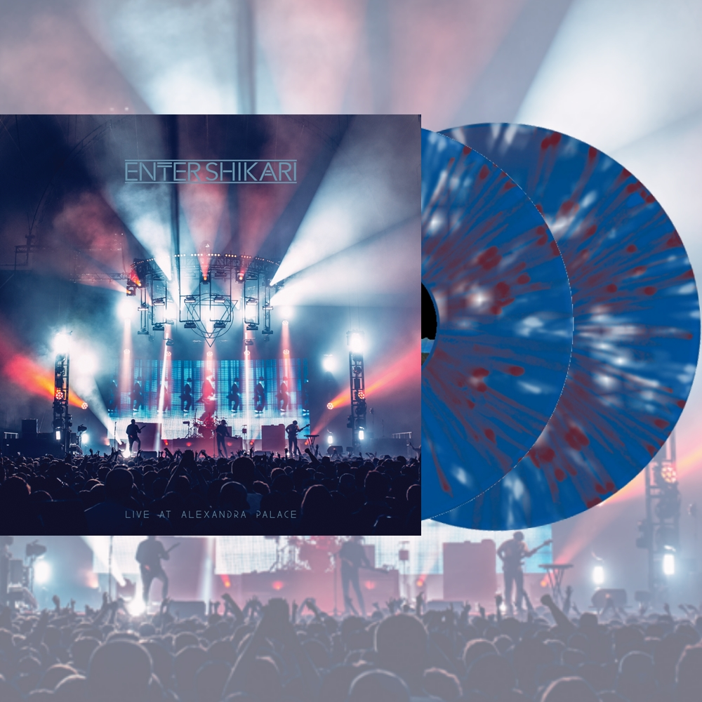 Live At Alexandra Palace 2xLP - Signed [Preorder]