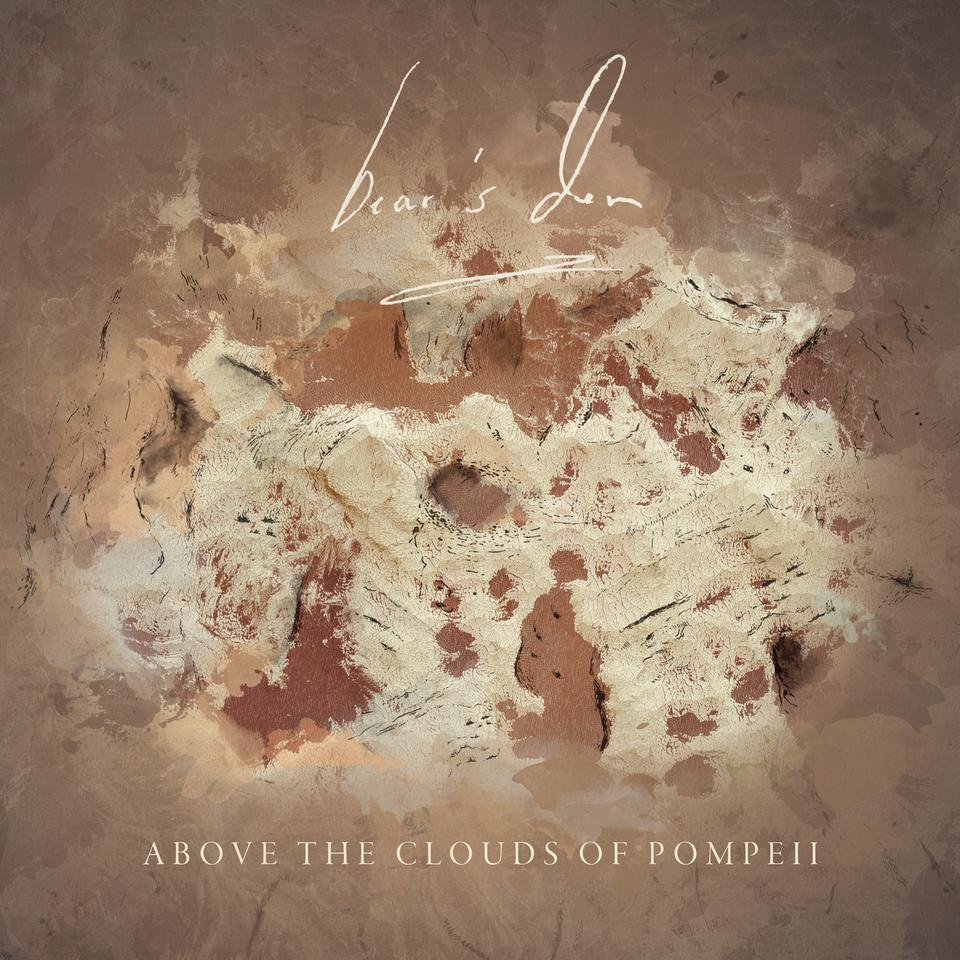 "Above the Clouds of Pompeii / Bad Blood - 10"" Vinyl"