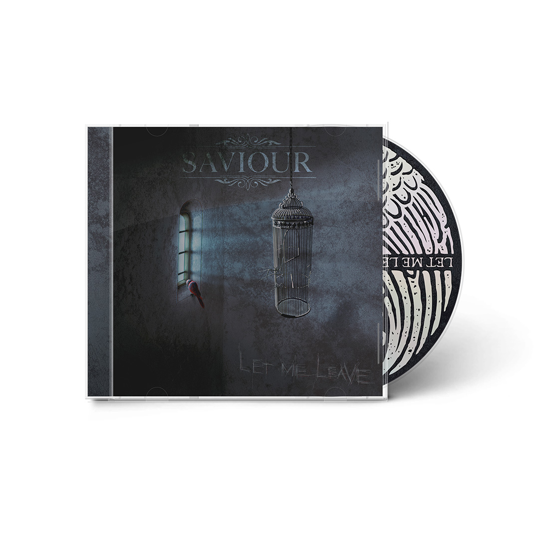 Let Me Leave (CD)