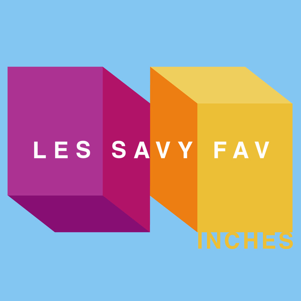 Les Savy Fav CD Bundle