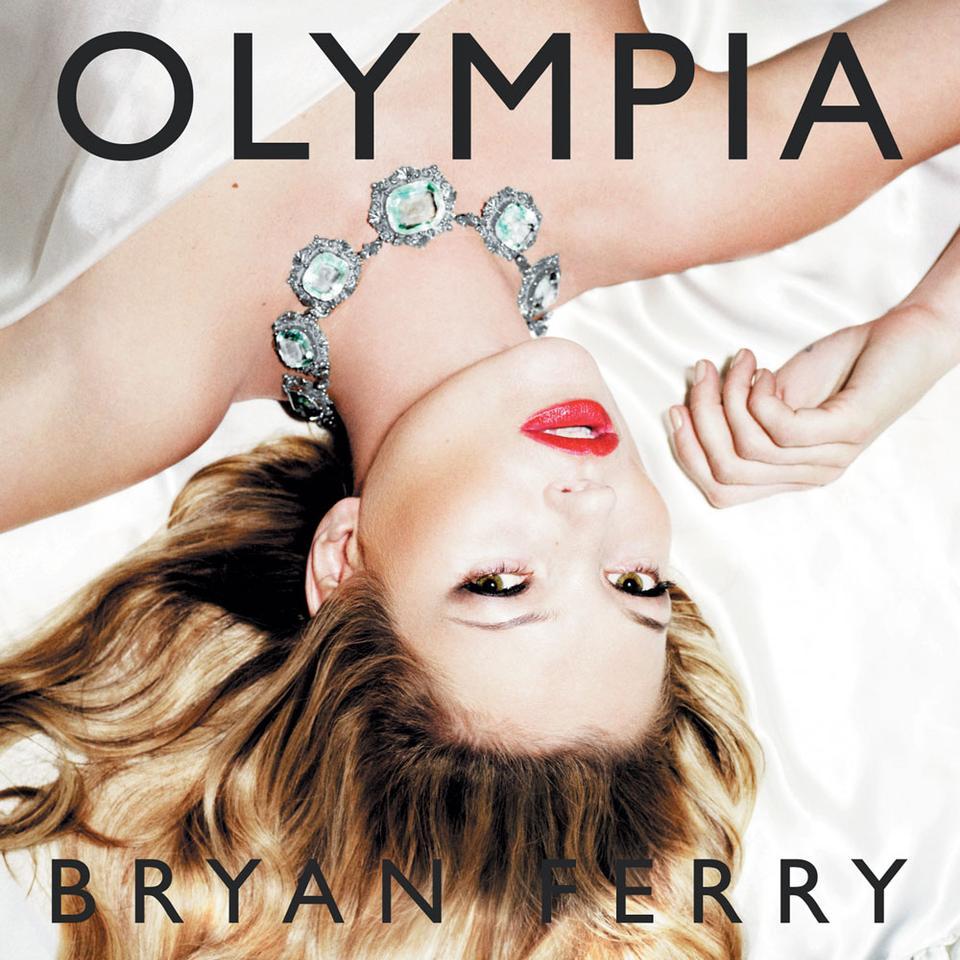 Bryan Ferry 'Olympia' CD