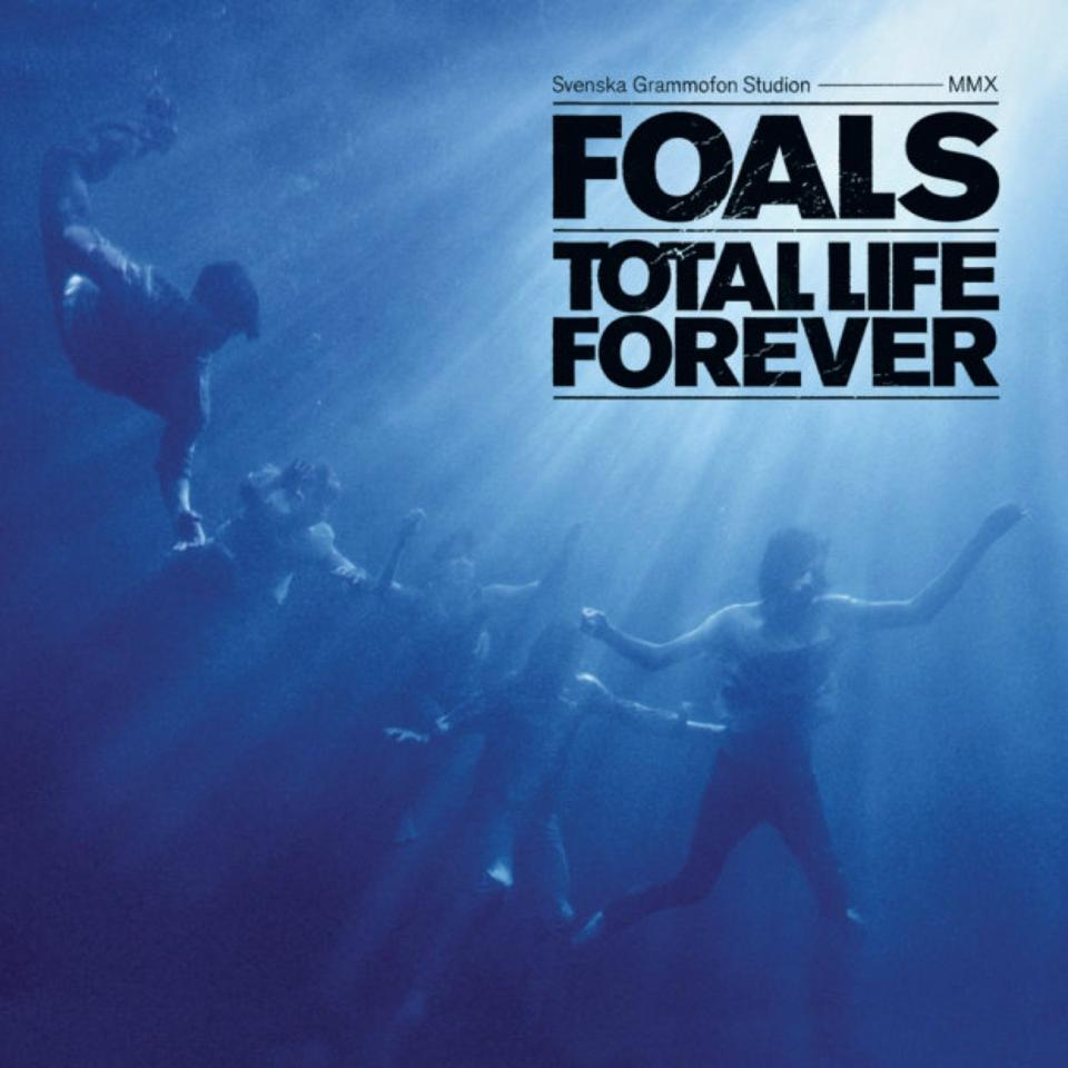 Total Life Forever - LP