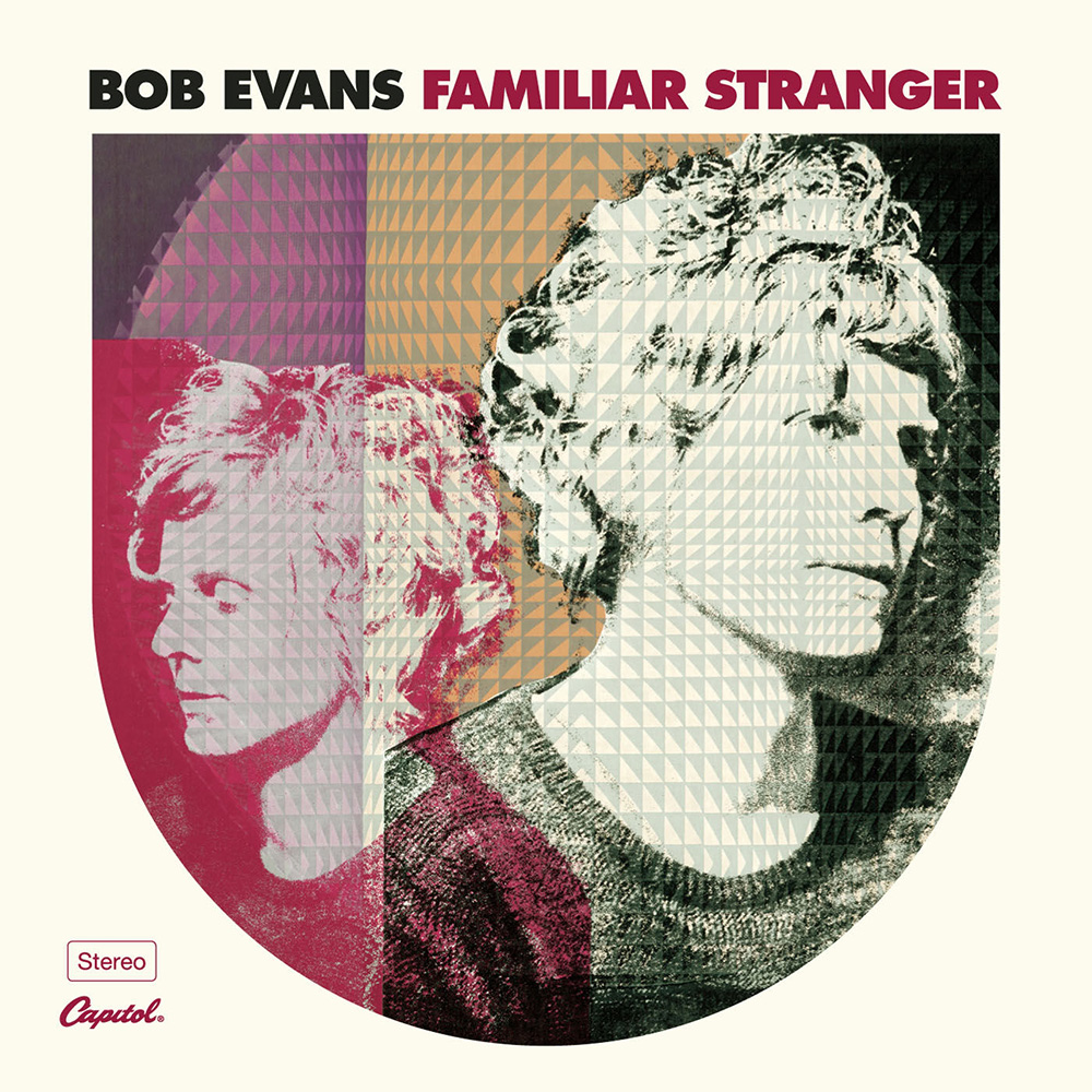 Familiar Stranger - CD