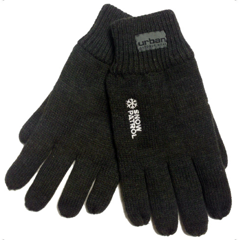 Branded Gloves