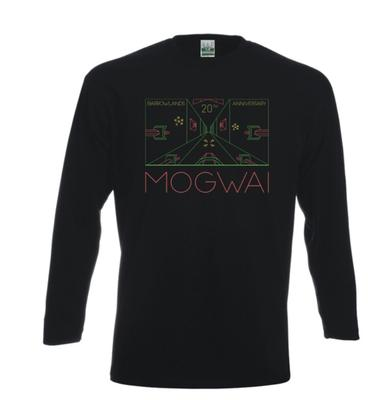 20th Anniversary Barrowlands Long Sleeve Tshirt Black