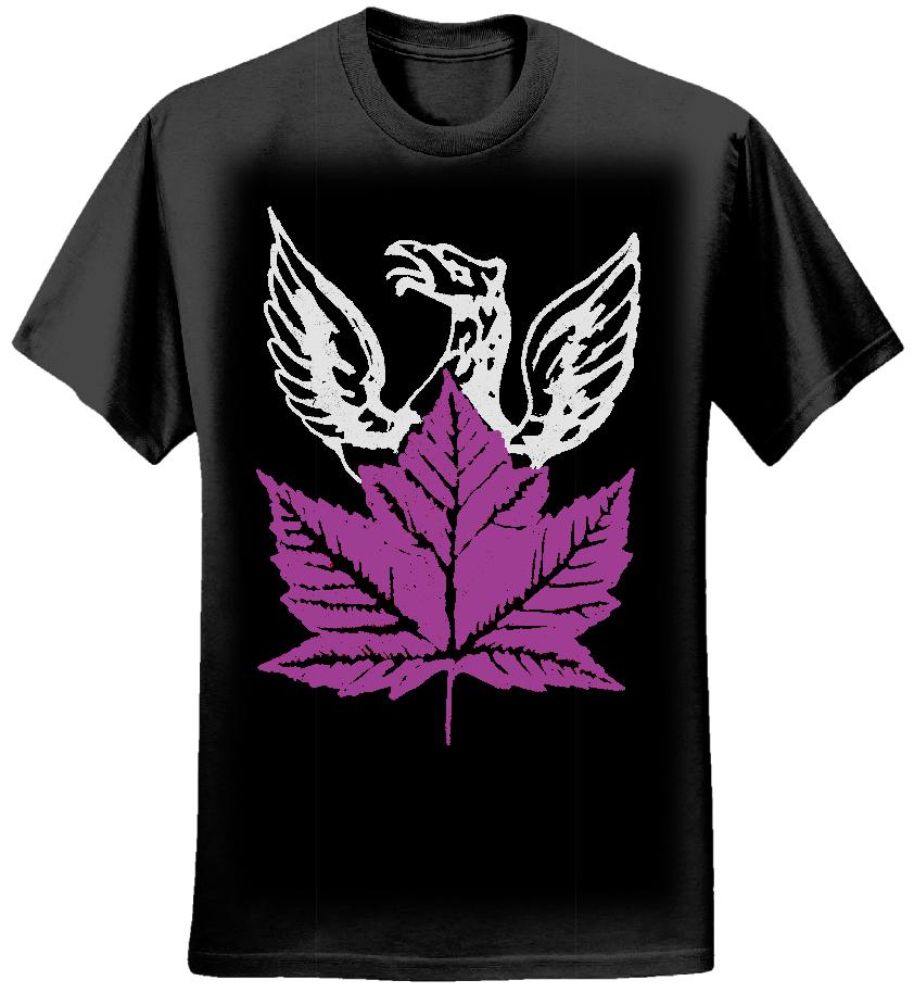Phoenix- Maple Leaf - Womens