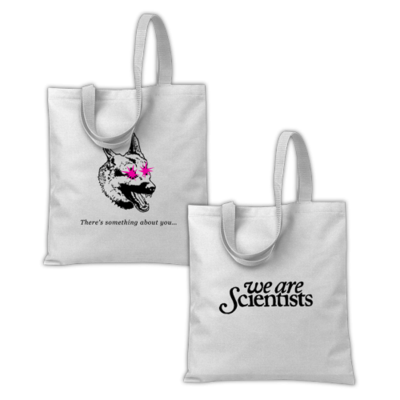 """Something About You"" tote bag"