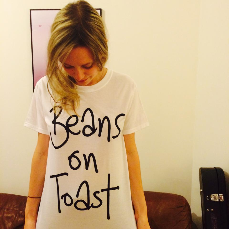Beans on Toast Logo T Shirt (small)