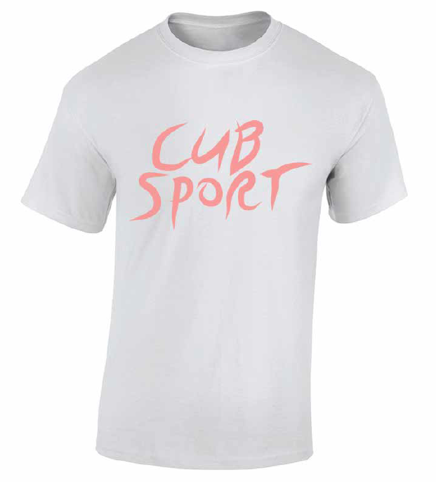 Cub Sport Pink T-Shirt