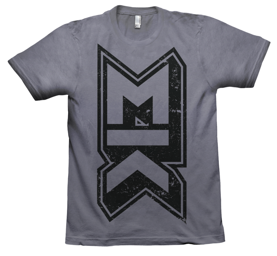 MK Grey T-Shirt
