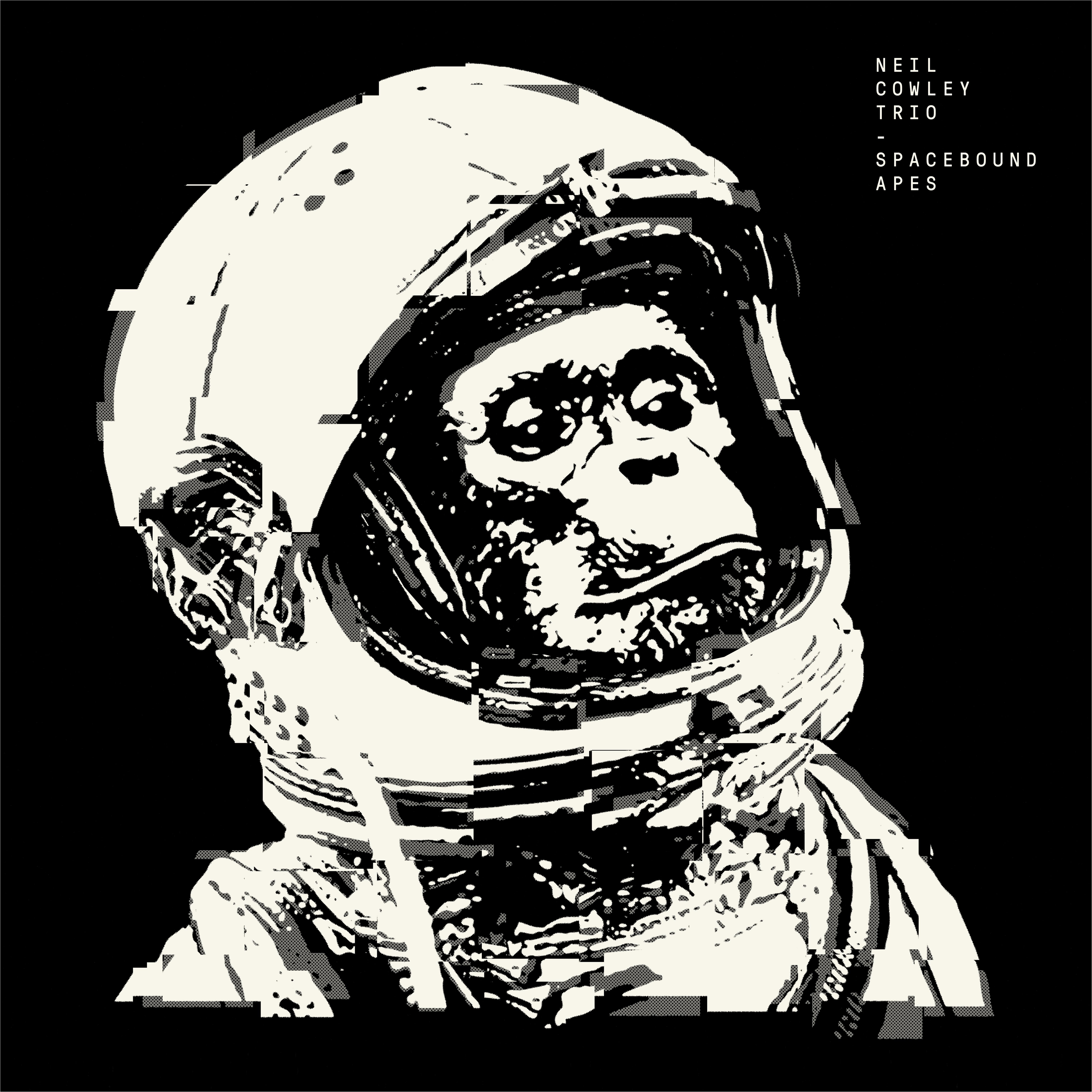 Spacebound Apes Vinyl