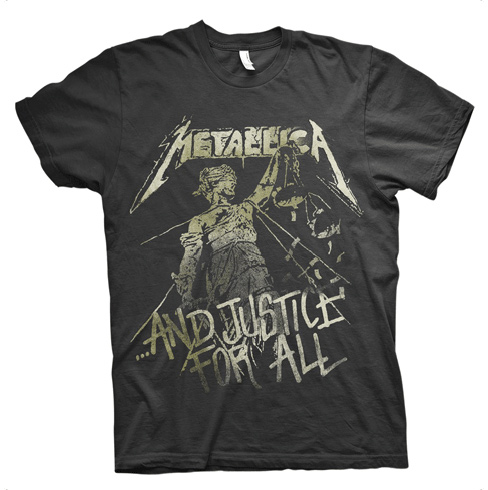 And Justice Vintage - Tee