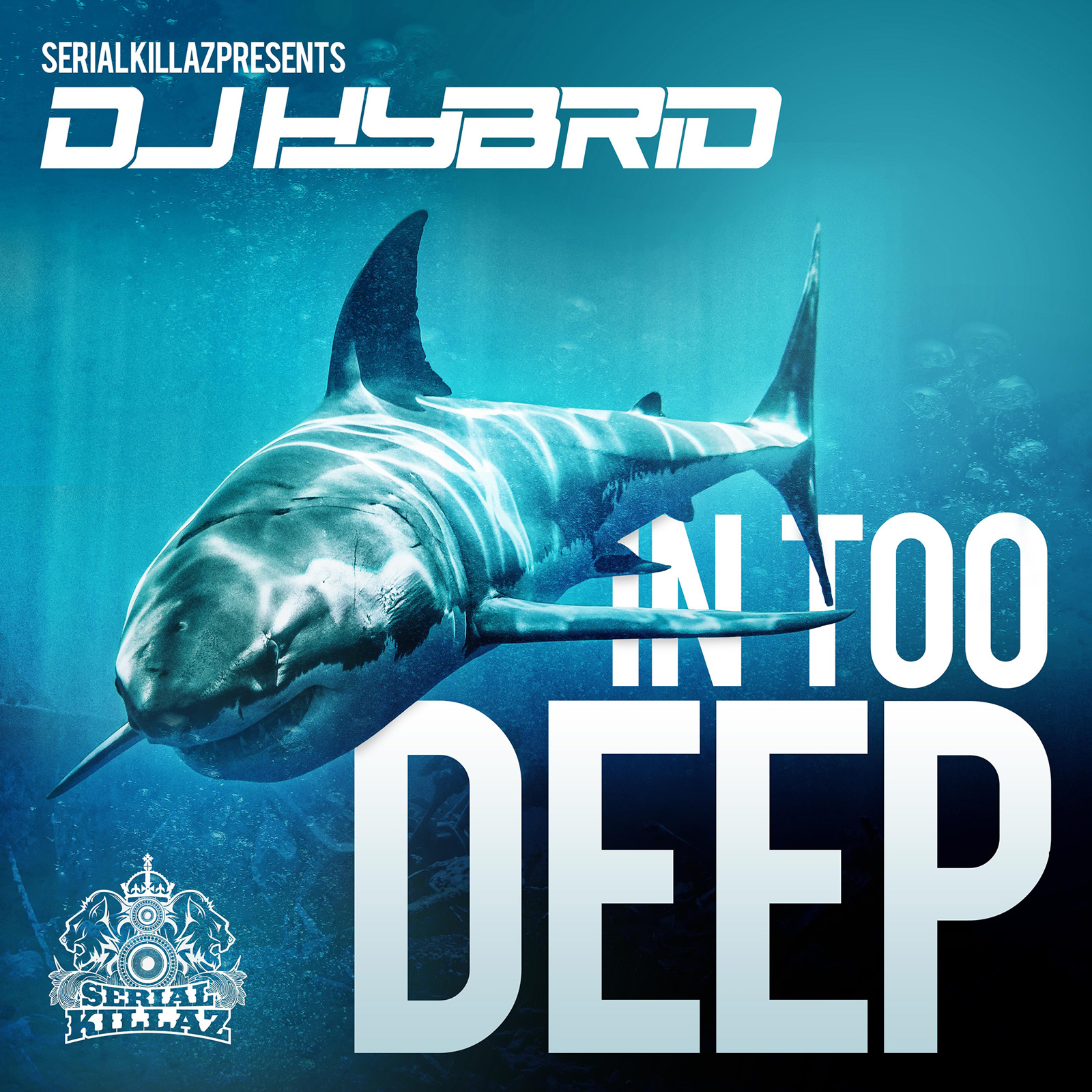 DJ Hybrid - In Too Deep EP