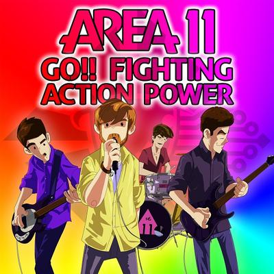 GO!! Fighting Action Power - Single (Digital)