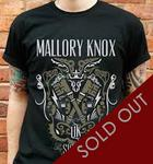 Mallory Knox Cross Keys T-shirt