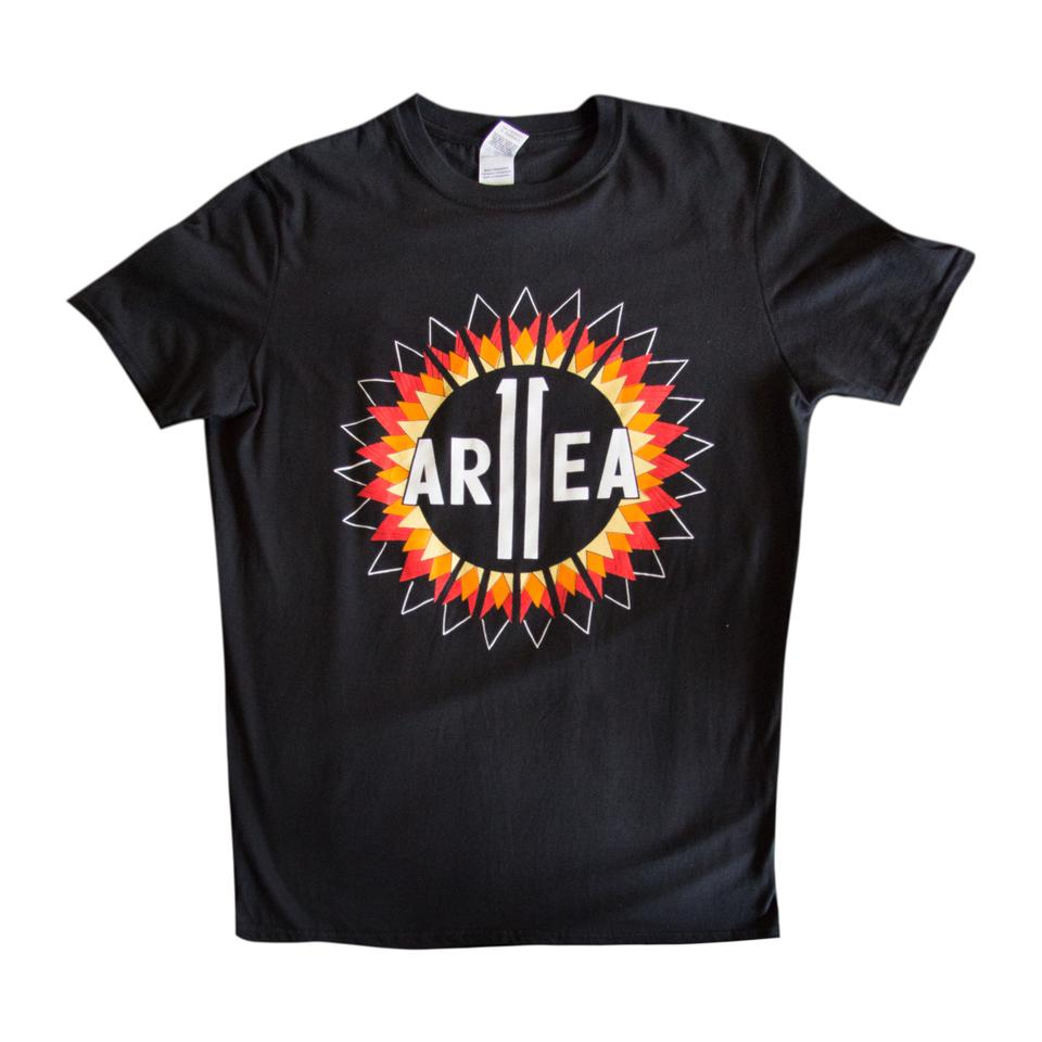 Area II T-Shirt - Black