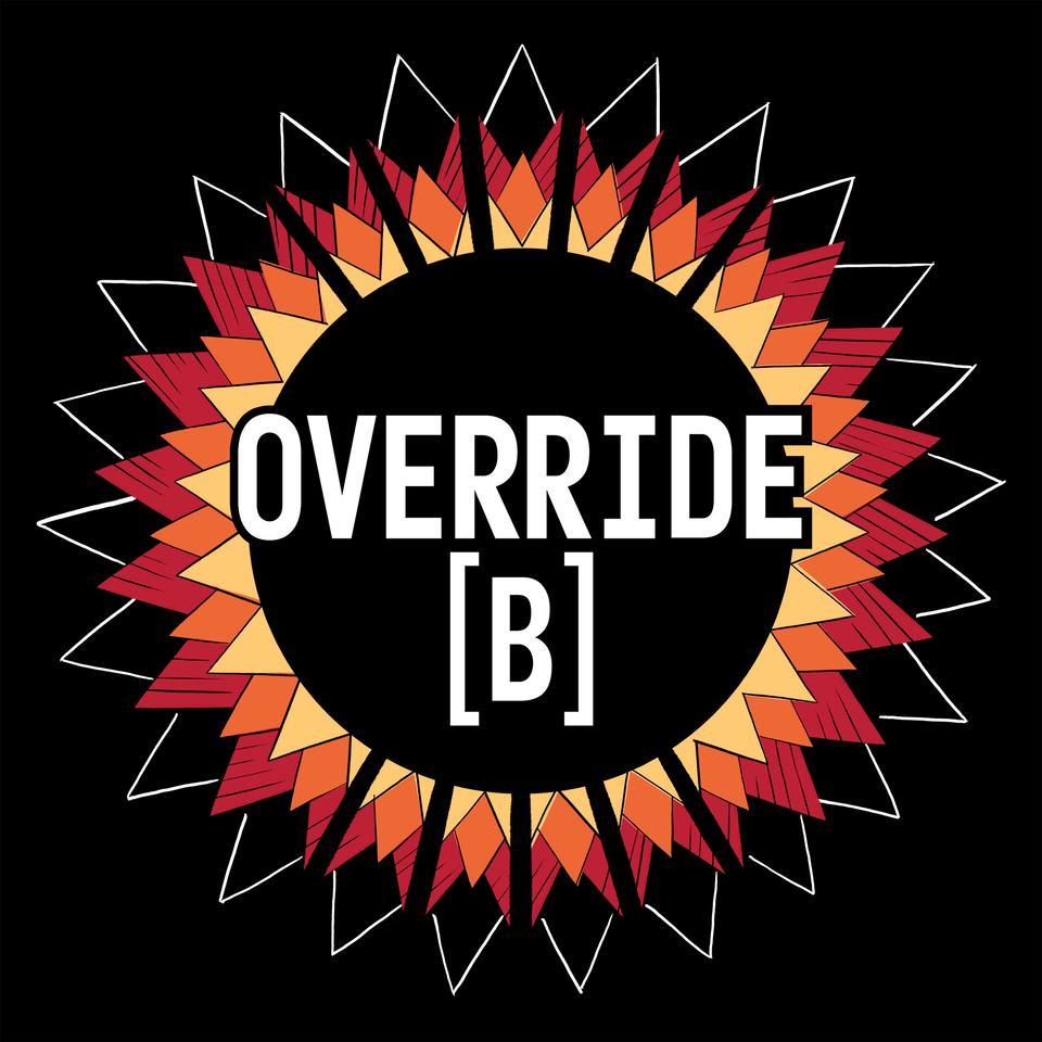 Override [B] - Single (MP3)