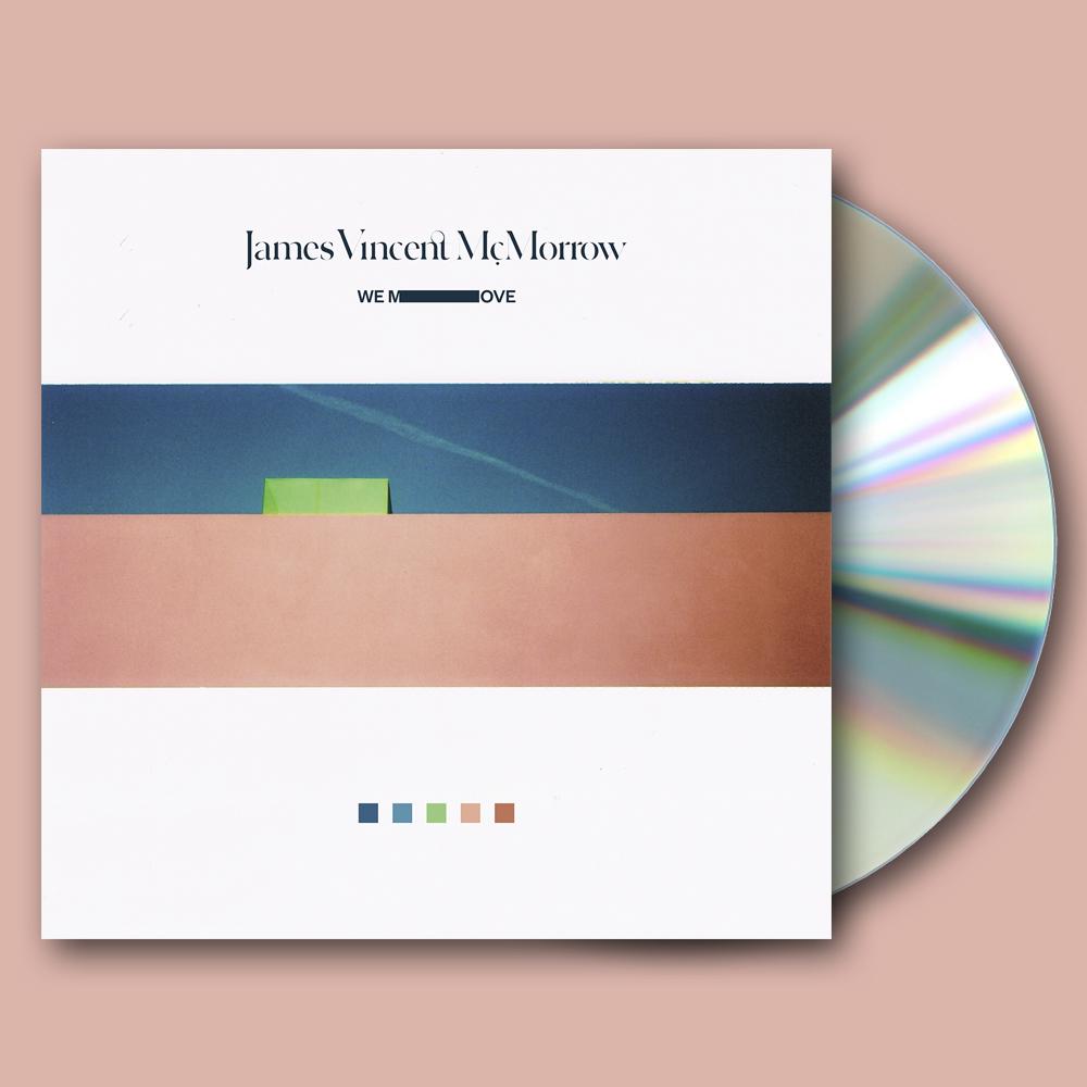 We Move (CD)