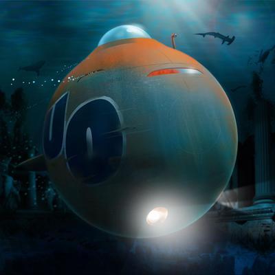 Rock & Roll Submarine CD Album