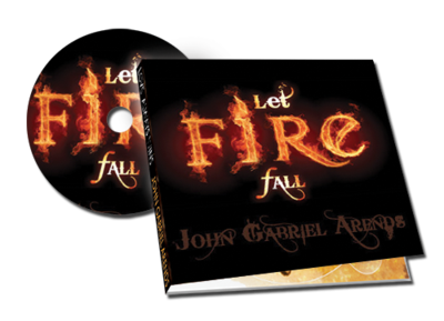 Let Fire Fall - CD