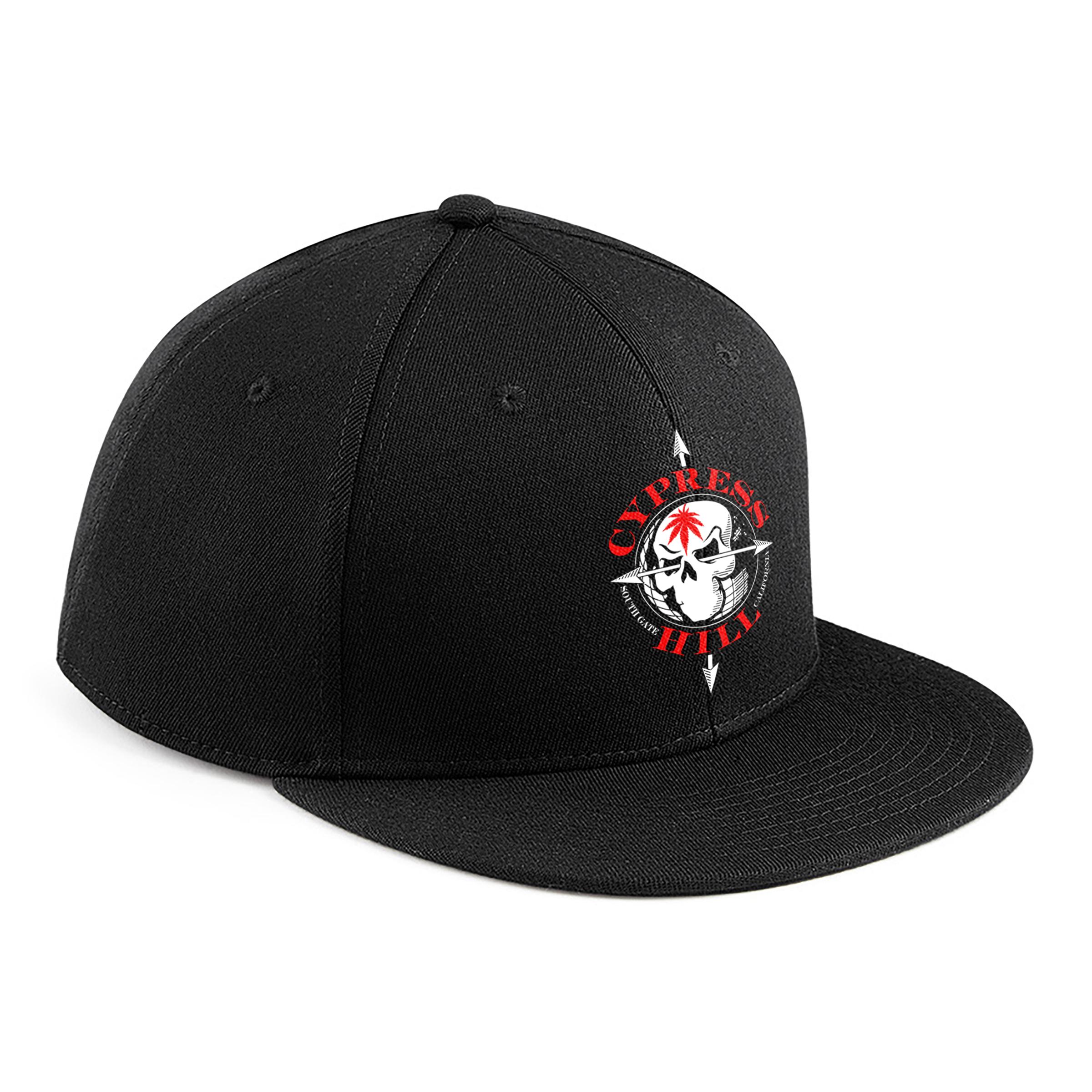 Classic Logo – Snap Back Cap