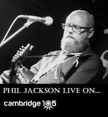 Phil Jackson Live on Cambridge 105 (EP Download)