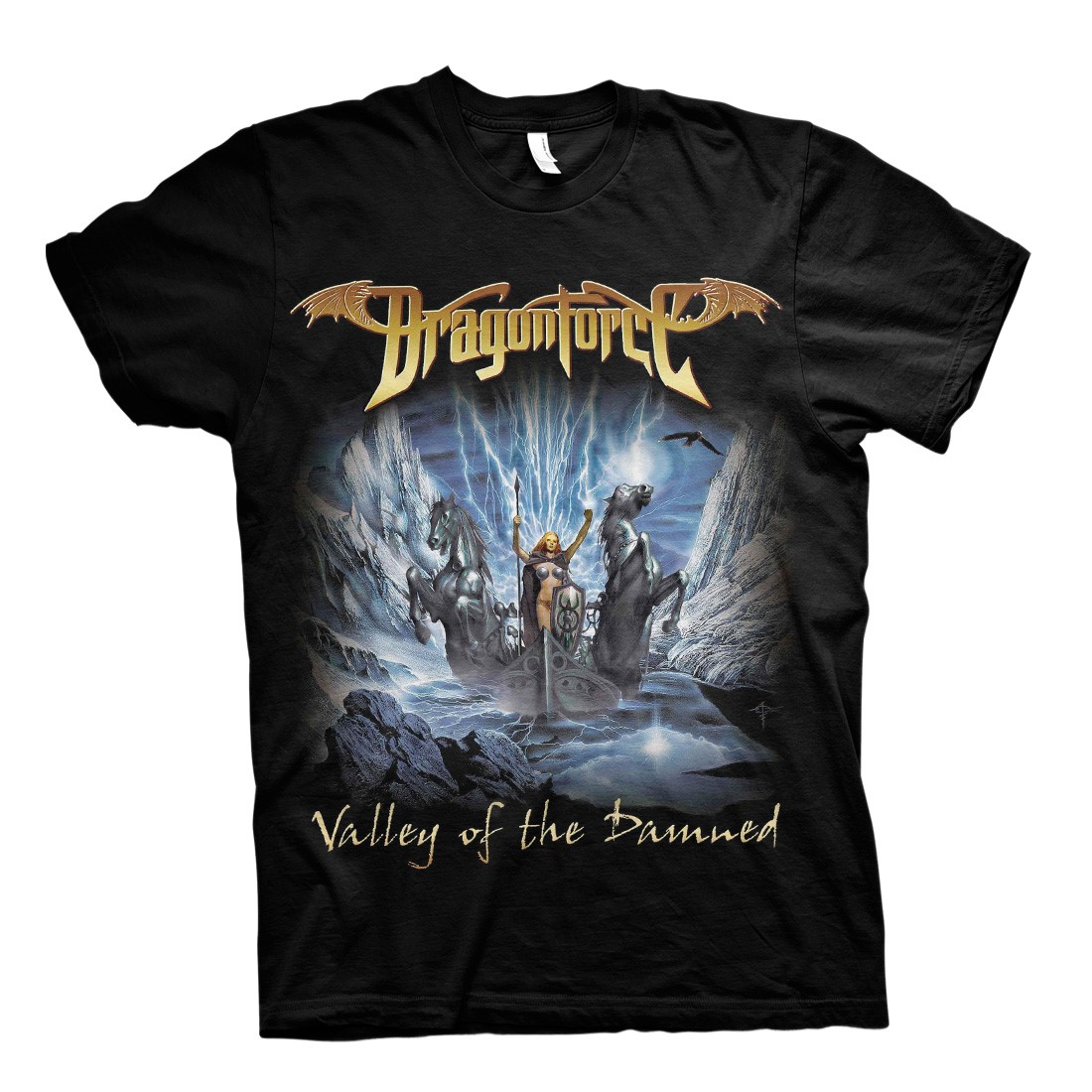 Valley Of The Damned – Tee